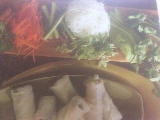 Cooking With Noelene - Fresh spring rolls