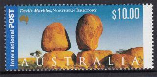 Stamps - Devils Marbles, NT