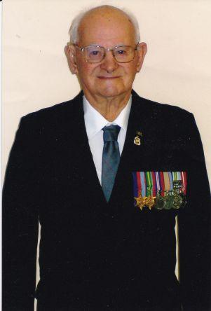 Reg Selwyn - ANZAC Day 2010